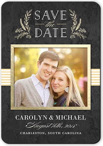 Elegant Affair Save The Date