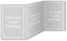 upload your own design sympathy card