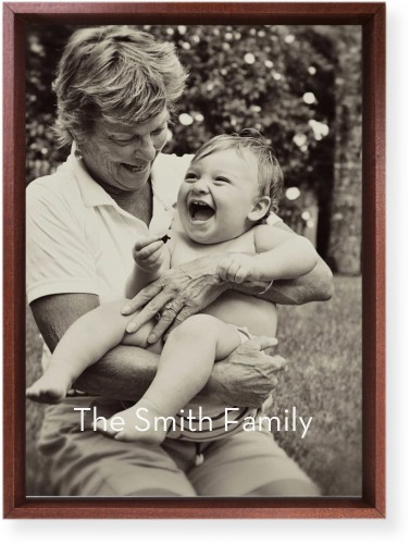 Photo Gallery Mounted Wall Art, Single piece, Brown, 10 x 14 inches, Multicolor