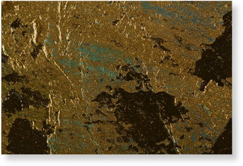 Brushed Printed Foil Wood Wall Art, Single piece, 20 x 30 inches, Multicolor