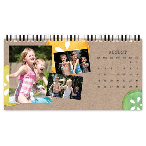 Desk Calendars Personalize A 2019 Desk Calendar Shutterfly