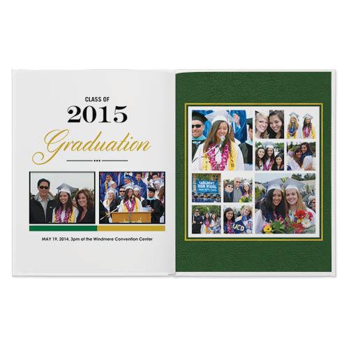 high school memories photo book