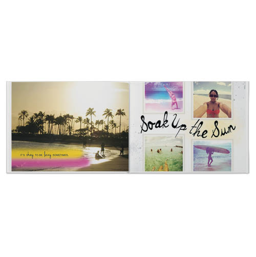 aloha hawaii photo book