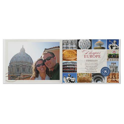 bon voyage photo book