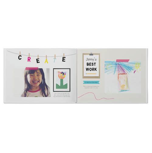kids book of art photo book