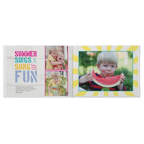 summer fun photo book