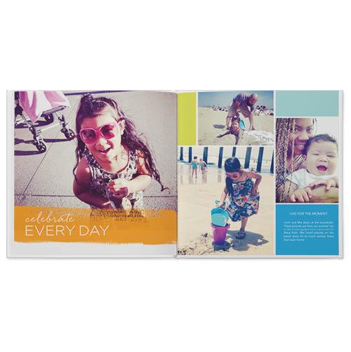 everyday happiness photo book