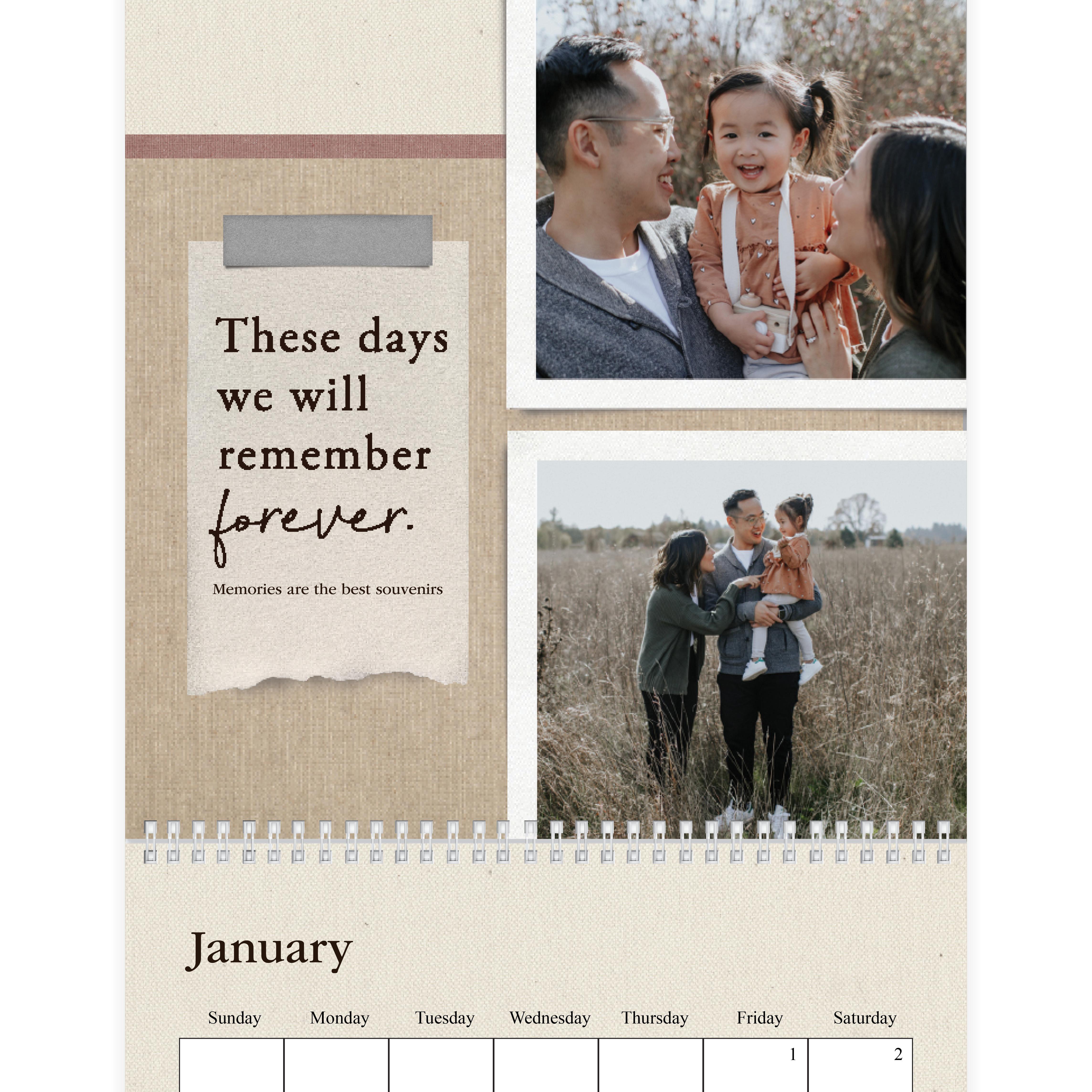 everyday neutrals wall calendar wall calendar