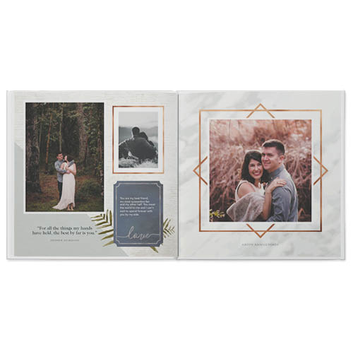 love grows photo book