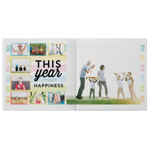 painterly year in review photo book
