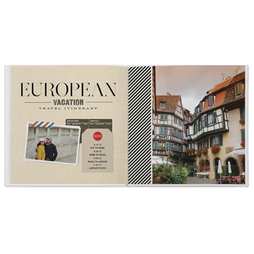 passport to europe photo book