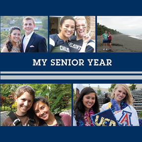 Senior Year Photo Book