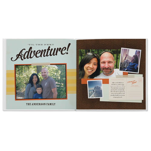 the travel bug photo book