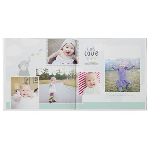 tiny little you photo book